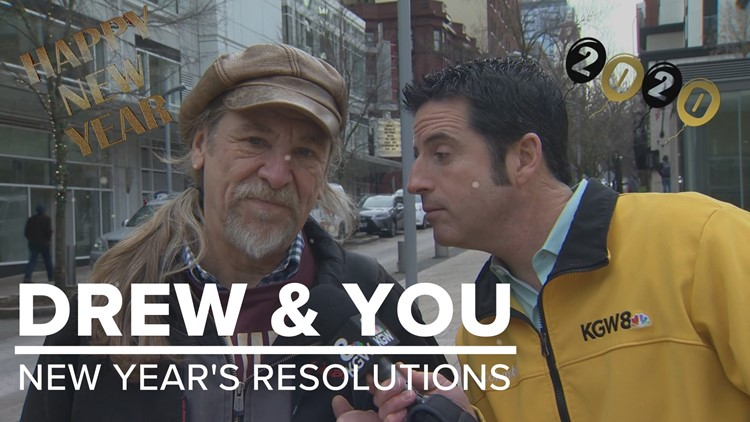 Drew & You: New Year's resolutions