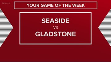 Seaside at Gladstone is KGW's Friday Night Flights Game of the Week!