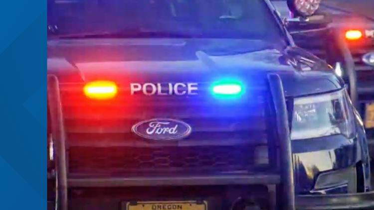 Beaverton police officer shoots at armed burglary suspect during foot chase