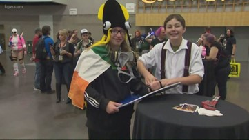 Fans flock to the Rose City Comic Con