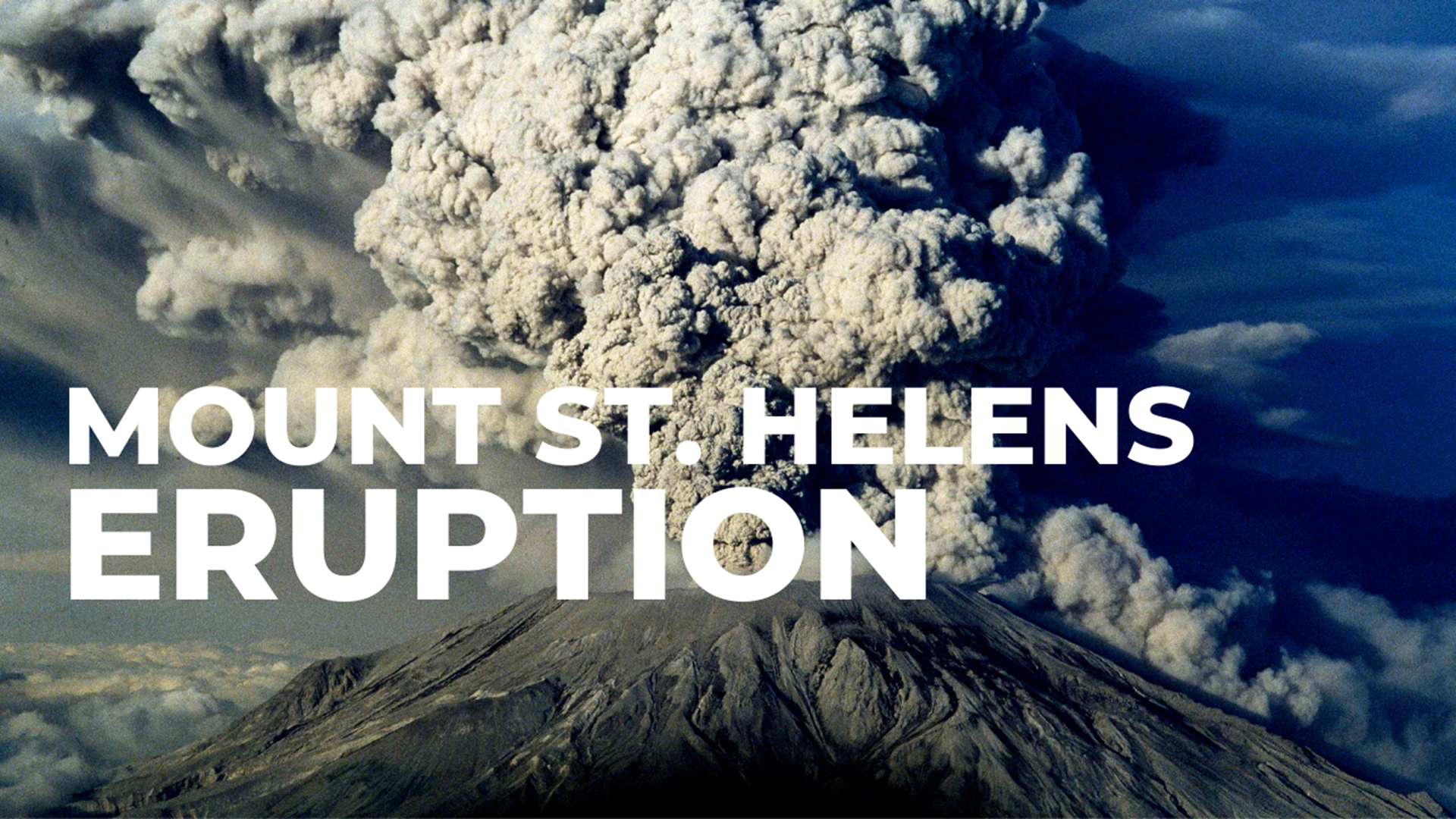 Mount St. Helens: A timeline | kgw.com