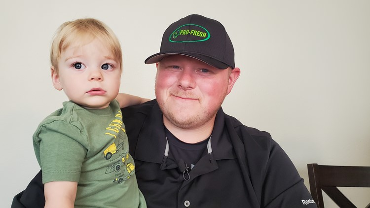 Former COVID-19 vaccine skeptic changes outlook after virus kills his dad, nearly kills him