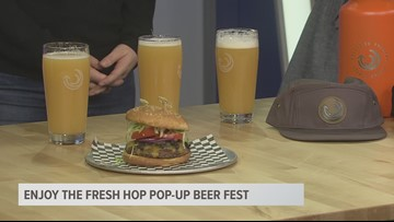 Enjoy a two-week beer fest at the Fresh Hop Pop-up