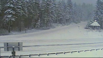 Heavy snow in southern Oregon and Cascade passes could impact Thanksgiving travel