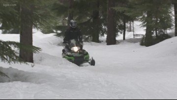 Grant's Getaways: Oregon Snowmobiling