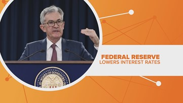 Connect the Dots: Federal Reserve cuts interest rates