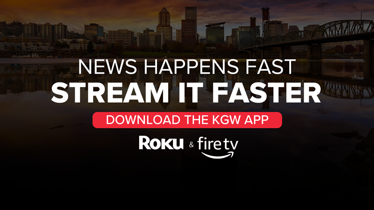 Get KGW on demand in your living room with Roku & Fire TV