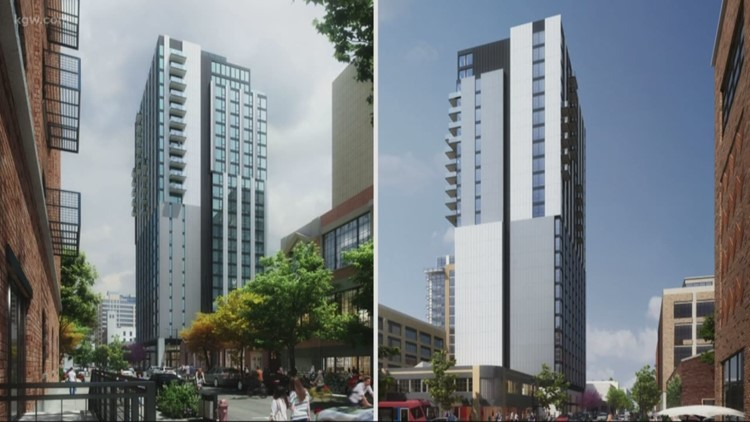 Pearl District neighbors oppose new high rise