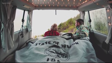 The Oregon Blanket: Get the 'most Oregon gift ever'