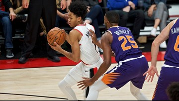 By the numbers: It's only preseason, but Zach Collins, Anfernee Simons looking good for Blazers