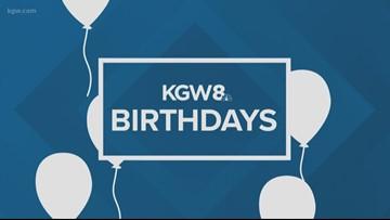 KGW viewer birthdays May 12