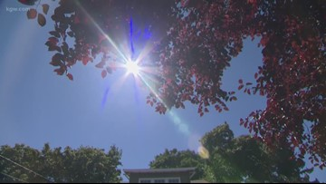 Another scorcher today after heat records fall Tuesday in Portland, on Oregon Coast
