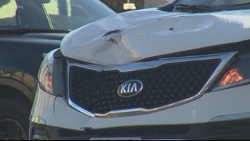 Driver strikes, kills woman in Southeast Portland