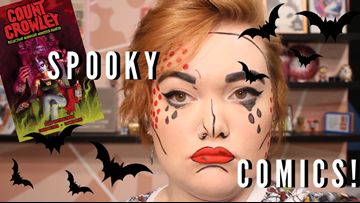 Spooky comic review!