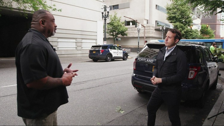 Portland police morale 'as bad as it's ever been'