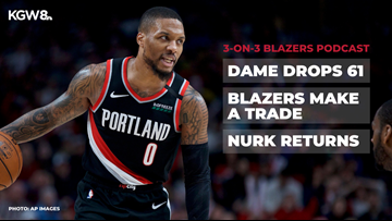 Nurk returns, Dame drops 61 and Blazers make their first trade of the season