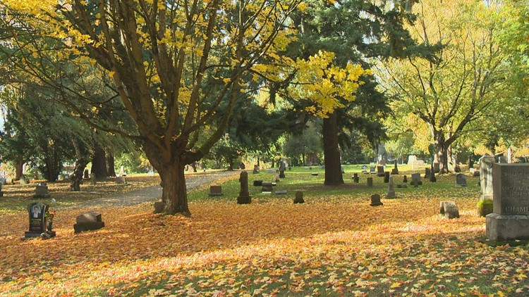 Let's Get Out There: Take a stroll through Portland's historic cemeteries