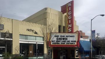 Local theaters let customers stream independent films from home