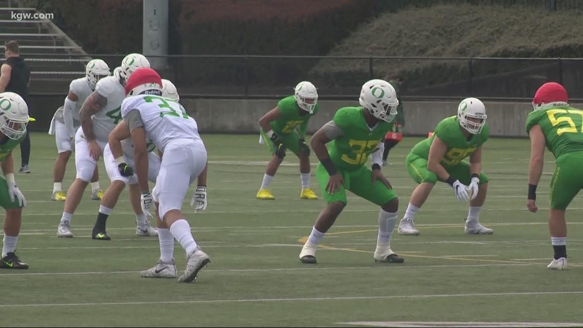 Oregon, OSU players and coaches react to postponed season