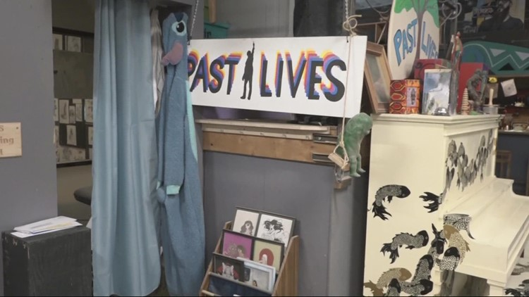 Portland business offers opportunities for previously incarcerated artists