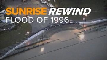 Sunrise Rewind: The flood of 1996