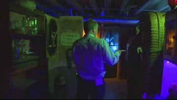 Oregon's oldest haunted house still frightful after 32 years