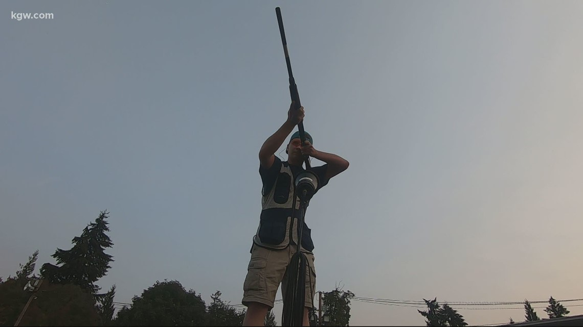A high school sport that continues in Oregon: Trap shooting