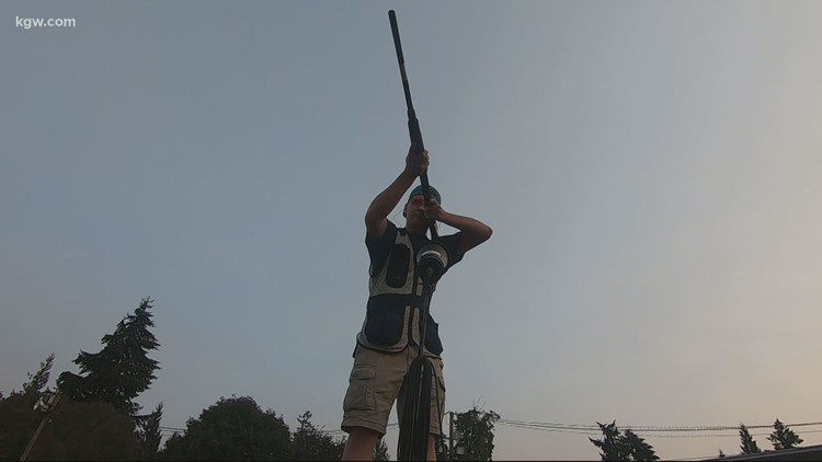 Canby high students take part in trap shooting league