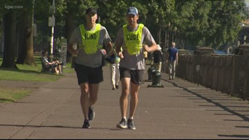 Team of blind runners joins Hood To Coast relay this year