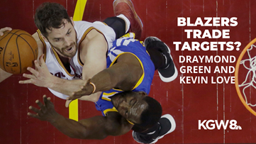 Can Blazers trade for Draymond Green or Kevin Love?