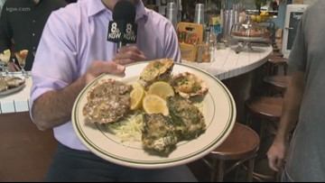 Out and About: 10 years of oyster eating at Eat