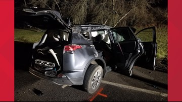 Fatal accident Highway 224 near Eagle Creek