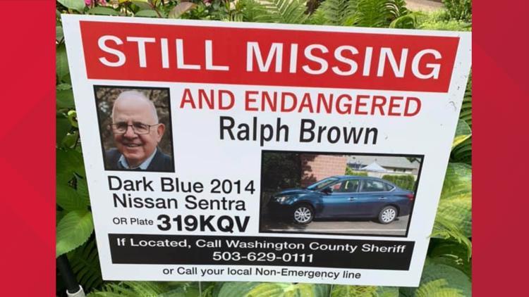 Former Cornelius mayor still missing after eight weeks; vigil held in his honor