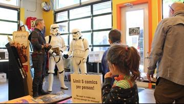 Portland celebrates Free Comic Book Day 2019