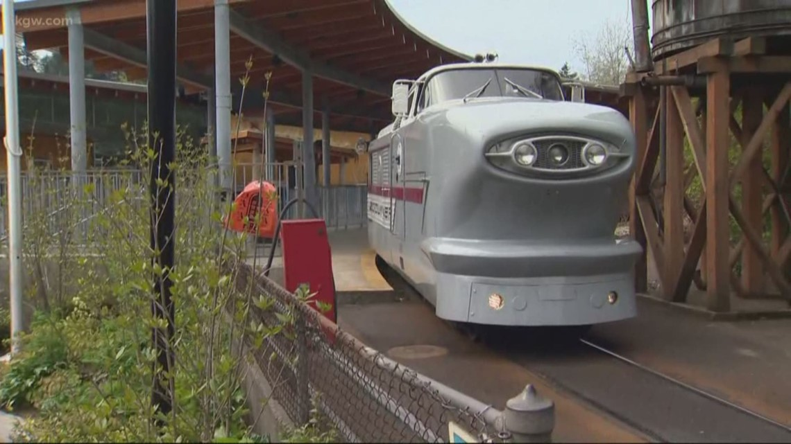 Historic train may no longer run through Washington Park