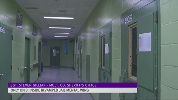 New approach yields positive results for inmates with mental