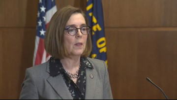Oregon GOP launches effort to recall Gov. Brown