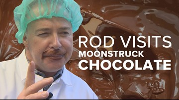 Rod on the Job: Chocolatier at Moonstruck Chocolate