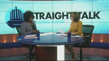 Straight Talk: Ebony Clarke of Mult. co. Mental Health & Addiction Services Pt. 2