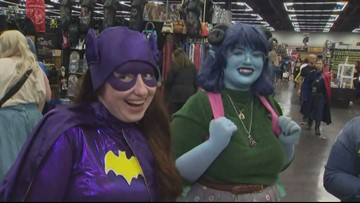 Don't miss Rose City Comic Con this weekend in Portland