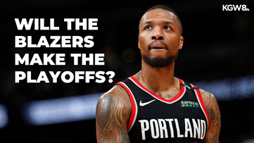 Will the Blazers make the playoffs this season?