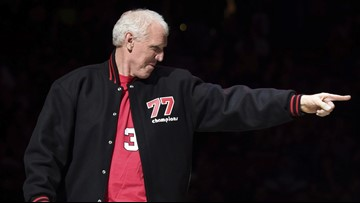 Go on a bike ride with former Blazers center Bill Walton this Sunday