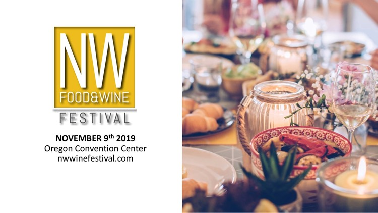 Northwest Food & Wine Festival