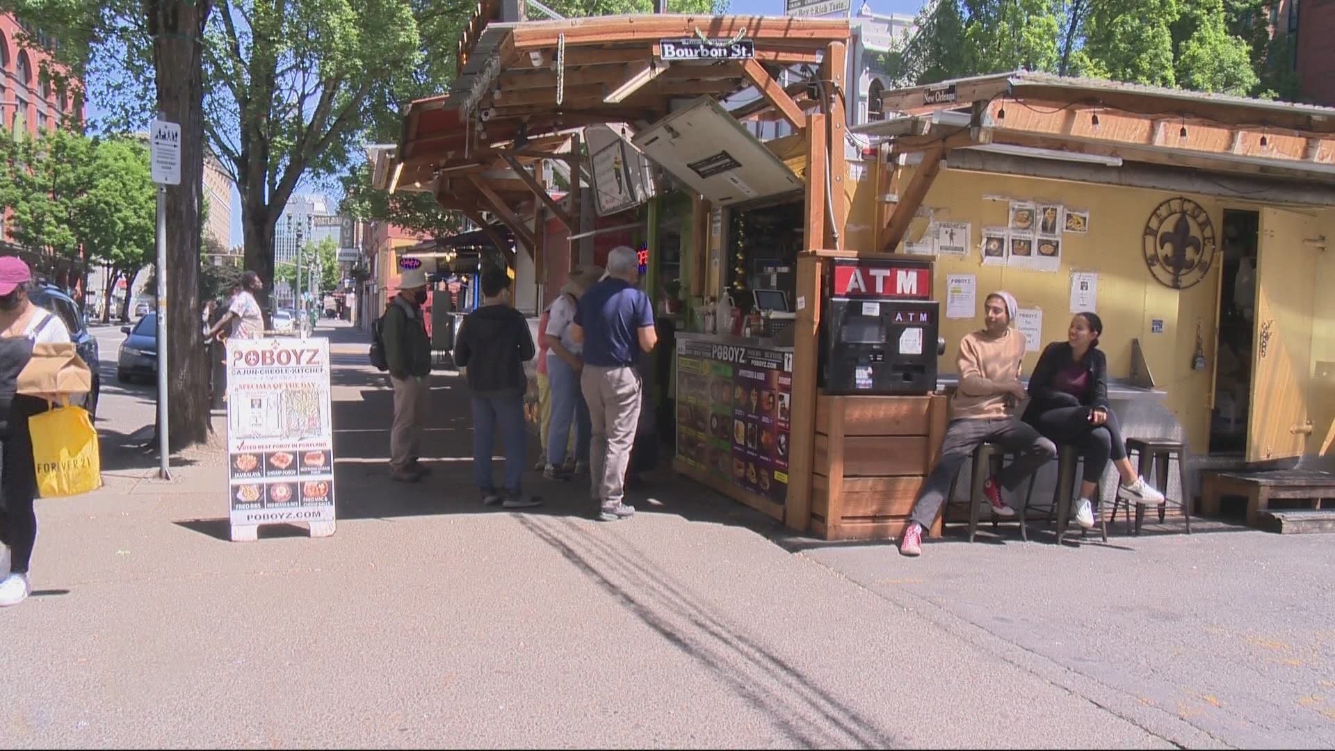 Heat wave causes Portland closures and event cancellations | kgw.com
