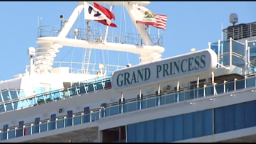 Grand Princess cruise ship not coming to Astoria