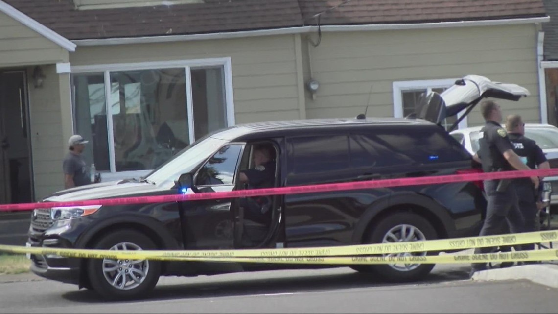 Salem police investigating deadly shooting; several people detained