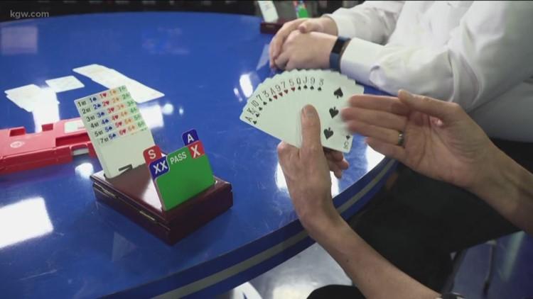 Portland Bridge Club offers free lessons to teach card game