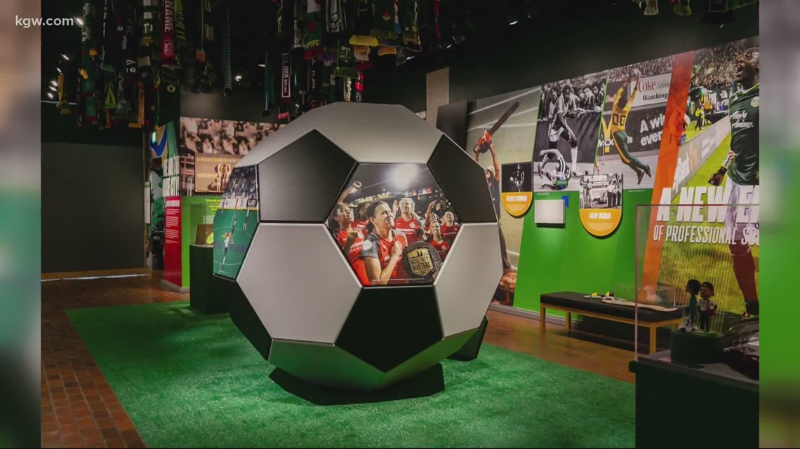 Learn about Portland's soccer history at the Oregon Historical Society's new exhibit