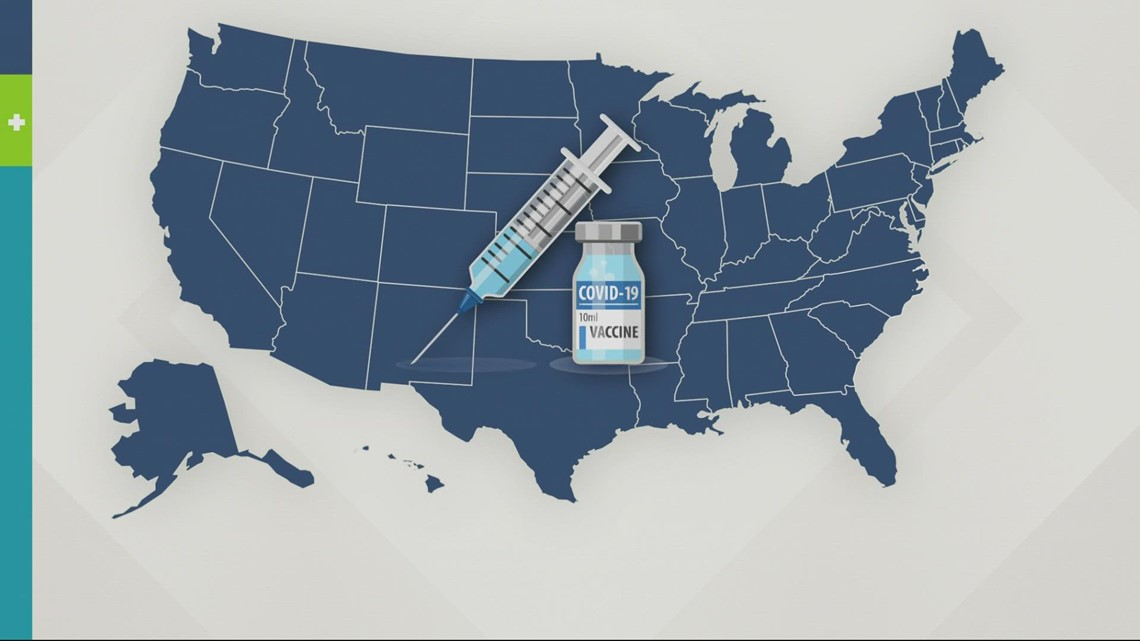 Where could Oregon see vaccine mandates?