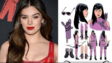 Will Hailee Steinfeld be our new Hawkeye?